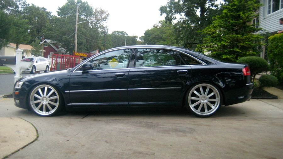 A8 On 22s Audi Forum